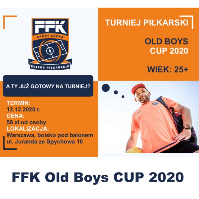 I Turniej FFK OLD BOYS